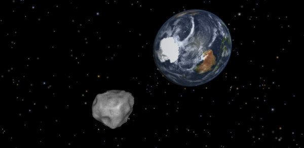 AsteroidFlyBy-NASA