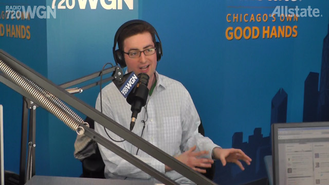 Jordan Bernfield talks about Cubs Weekly