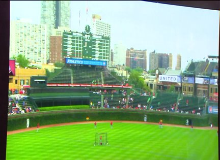 Cubs jumbotron is sticking point in Wrigley Field renovation deal