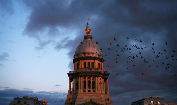 IllinoisStateCapitol-Tribune