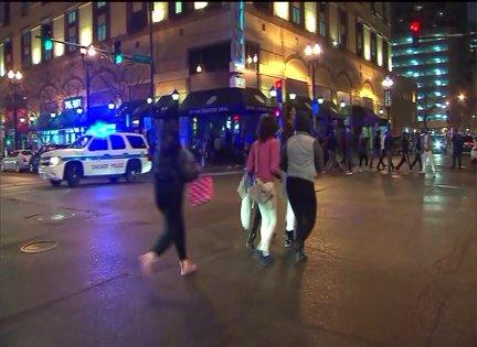 Mag Mile Alderman requests more police to prevent disturbances