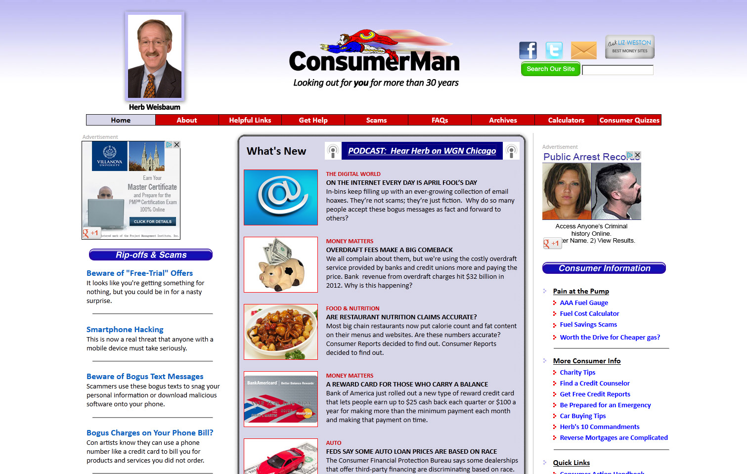 ConsumerManDotCom