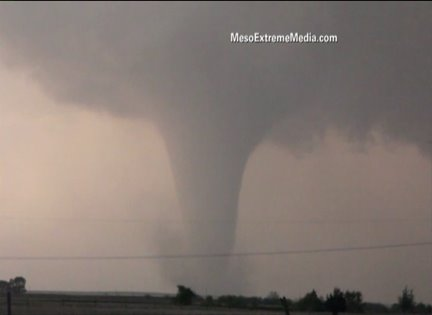 Tornadoes barreling through the Midwest