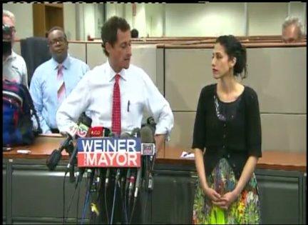 Anthony Weiner addresses latest sex scandal