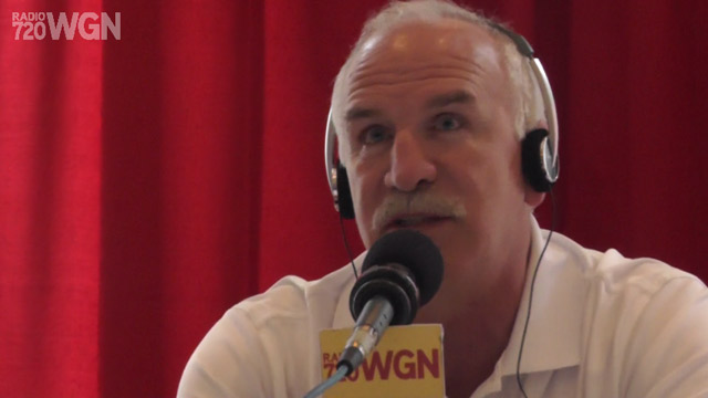 2013 Blackhawks Convention – Coach Joel Quenneville