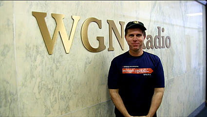 Bill Leff Trains for the American Lung Association Fight for Air Climb