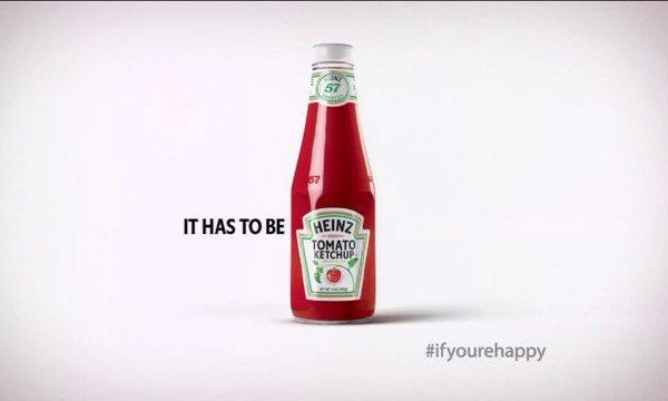 Heinz Ketchup 2014 Super Bowl ad