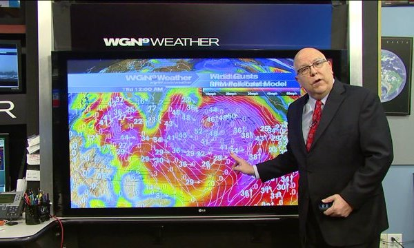 Skilling: 50+ mph winds, potential flooding expected tonight