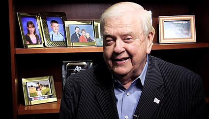 WGN Radio's Walk of Fame Inductee – Orion Samuelson