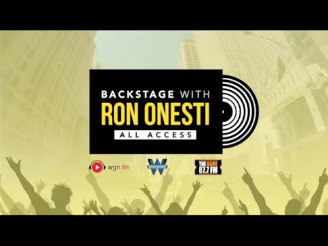 Backstage with Ron Onesti – Drumming with Danny Seraphine