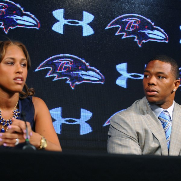 Ravens running back Ray Rice is planning to address the media at 3 p.m. Friday for the first time since he was charged with knocking