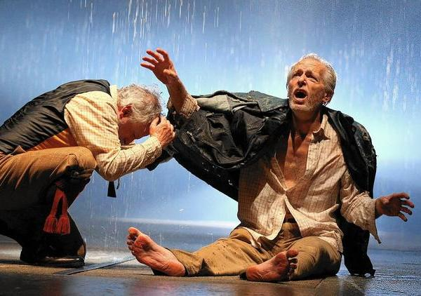 King Lear at Chicago Shakespeare Theater