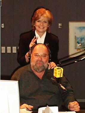 Carol Marin returns to the studio to play with Bob