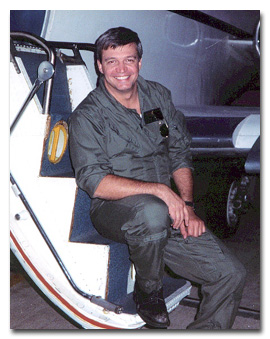 """WGN/Weather Channel's morning meteorologist Commander Steve """"Hawkeye"""" Silverio. Those aren't just nicknames. He retired from the United States Navy with the rank of Commander and spent part of his naval career assigned to VAW squadrons flying the E2-C Hawkeye"""