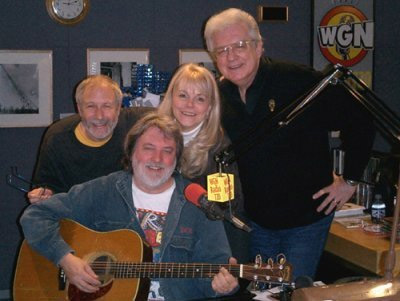 Corky Siegel and Jim Schwall of The Siegel-Schwall Band