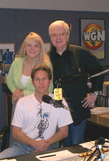 Chicago actor and old friend Gary Cole stops by to chat with Him & Her