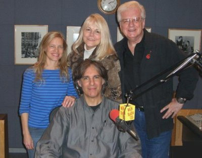 """Muriel Anderson and Howard Levy join Steve and Johnnie for their annual """"Night before Thanksgiving"""" peformance"""