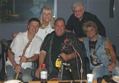 July Jam with Carl Giammarese, Ronnie Rice & Jim Peterik.