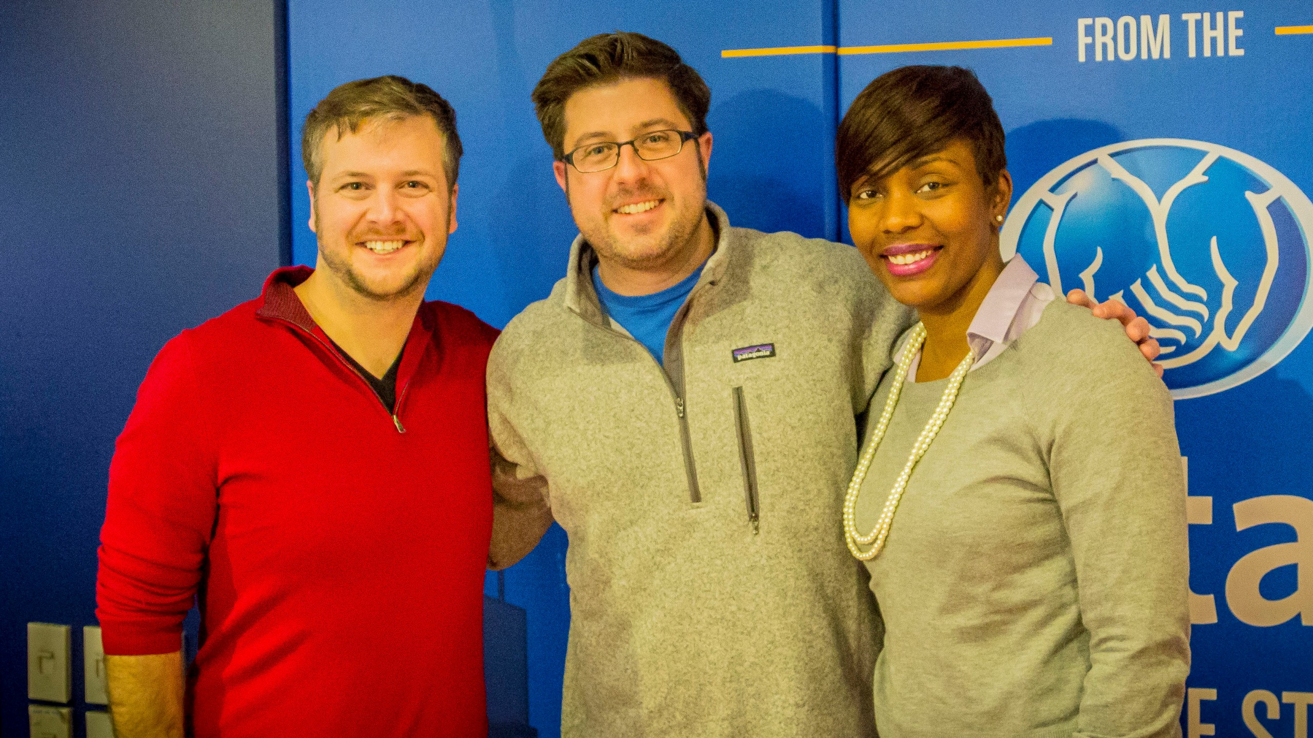 DNAinfo radio news director Jon Hansen and freelance journalist Rashanah Baldwin join OTL host Mike Stephen for our 2014 roundtable show.