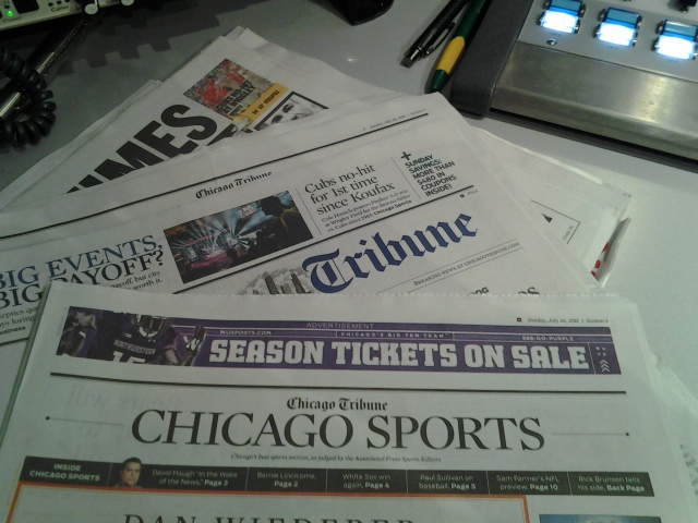 wgnradio.com - jasminecooperwgn - Media analyst Ken Doctor on the future of news media outlets amid the COVID-19 pandemic