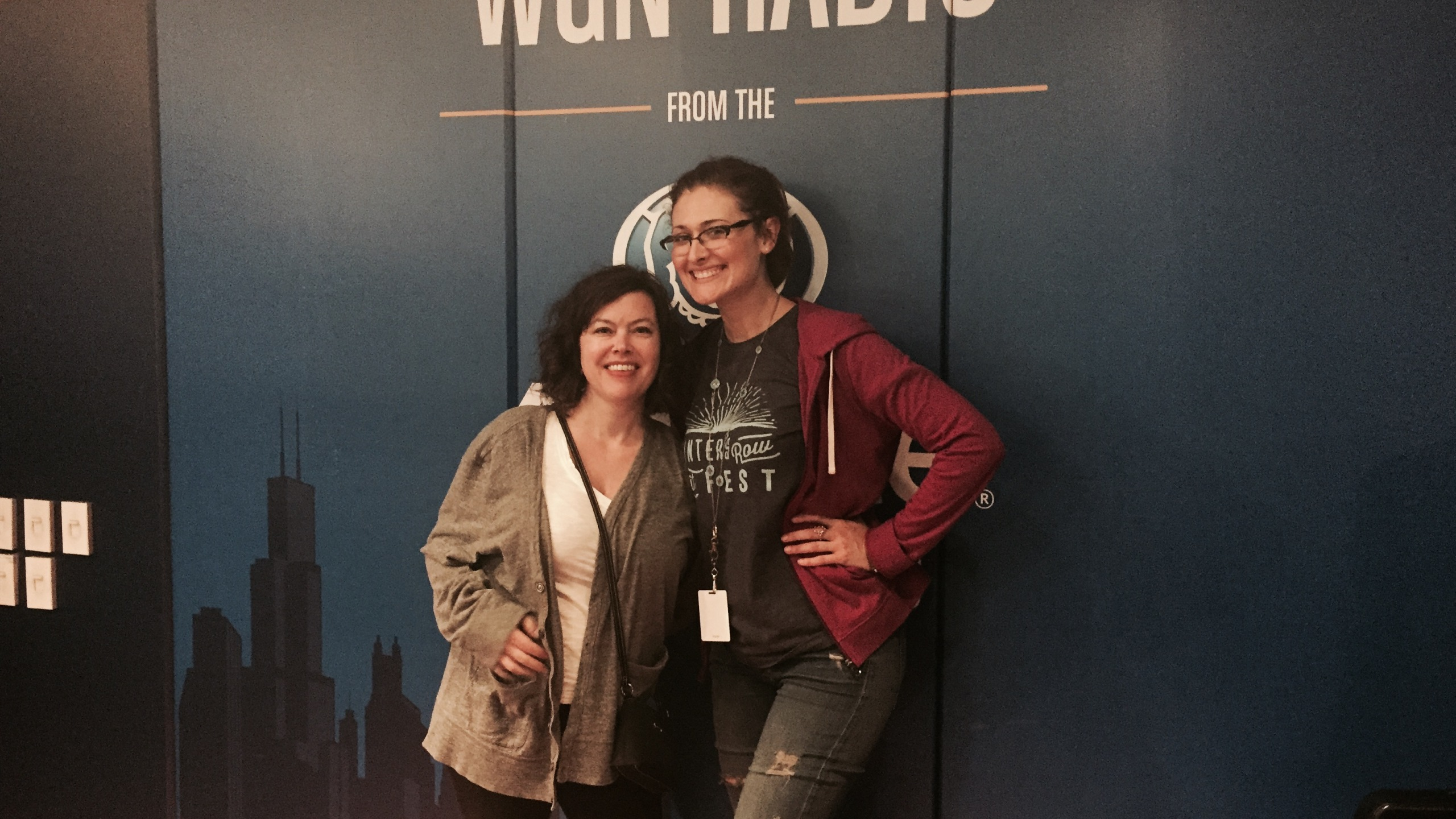 The Wintrust Business Lunch Suzanne Muchin And Cnet S Ashley Esqueda Wgn Radio 720 Chicago