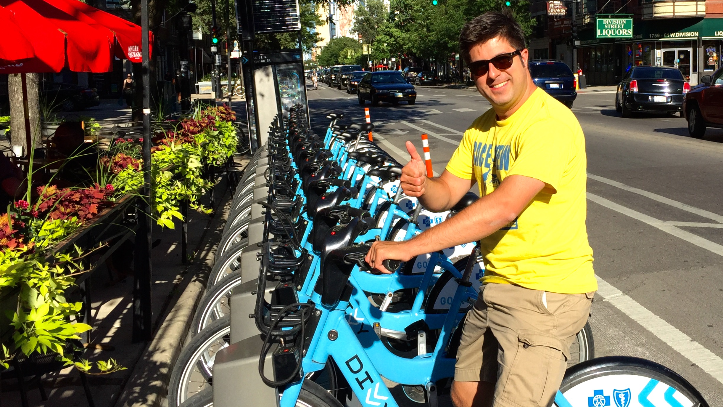 OTL host Mike Stephen is noticeably less excited after Divvy announced a rate increase for their bike sharing system.
