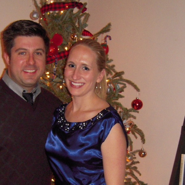 OTL host Mike Stephen and his better half Jenny are ready to hit the town on New Year's Eve 2012! 2016's festivities include sweatpants, wine, and television.