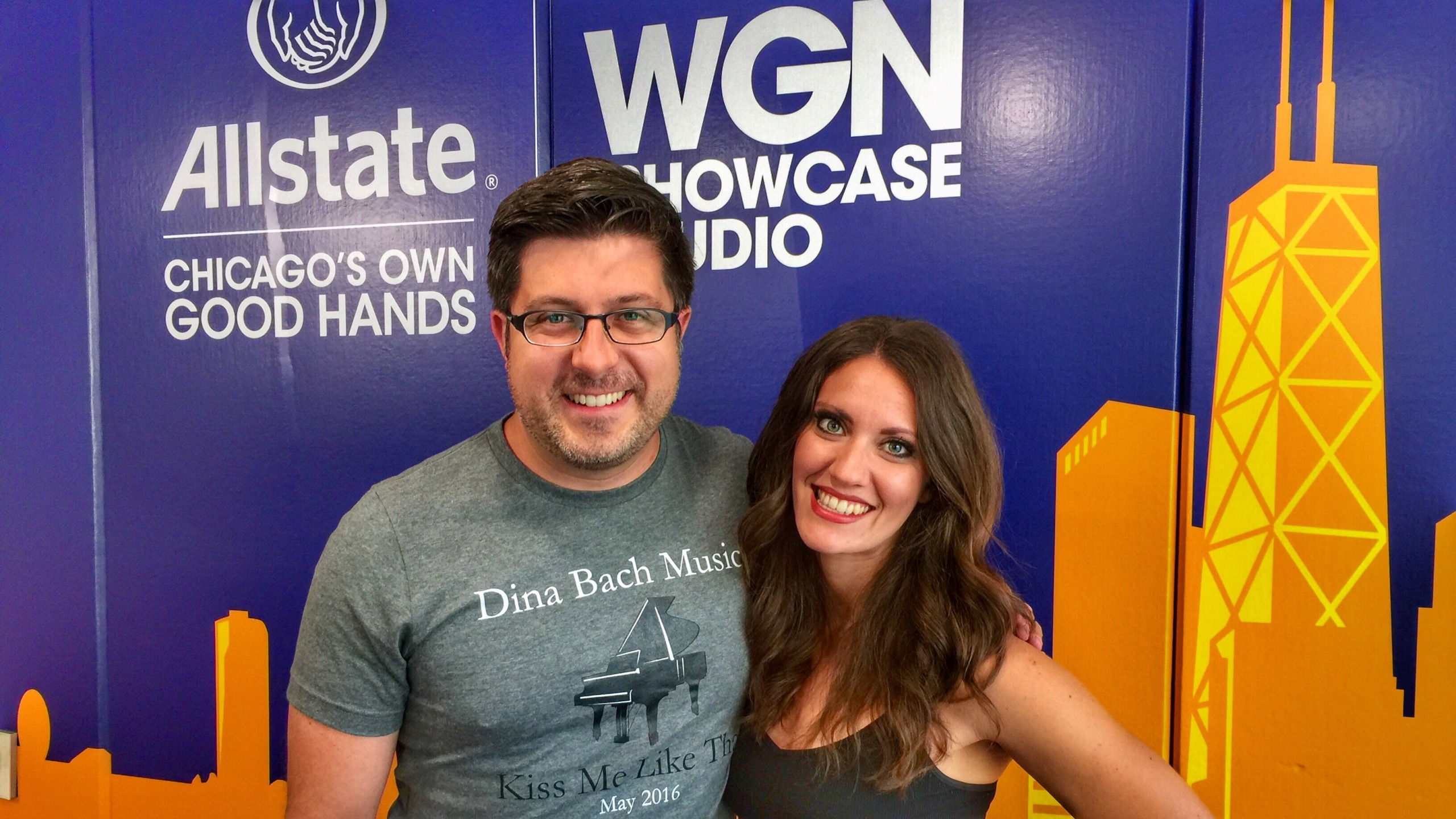 OTL host Mike Stephen is very excited to welcome local musician Dina Bach back to the WGN Radio studio to provide the live soundtrack to OTL #561.