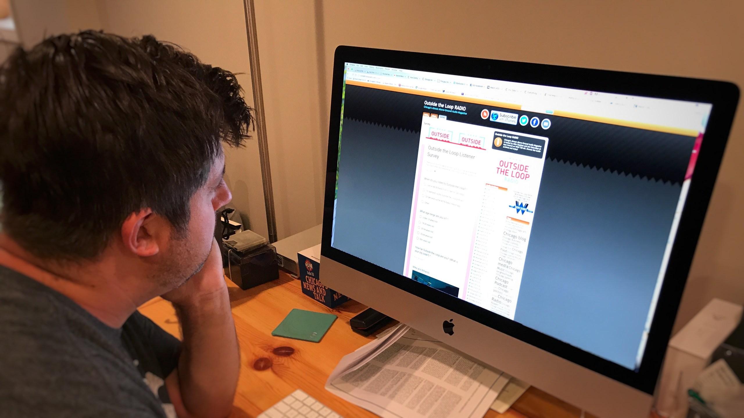 OTL host Mike Stephen reviews the Outside the Loop Listener Survey.