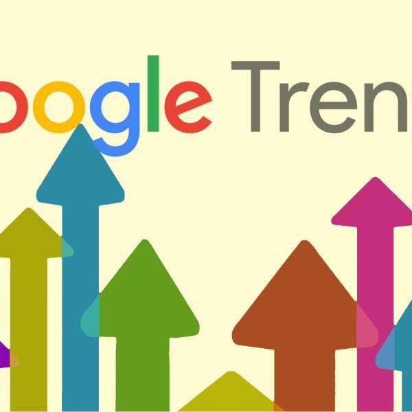 Stephen Hawking's Thesis, World Series, Iditarod, Fats Domino, JFK Files, Mason Vera Paine, Millennial, Google Trends, Google
