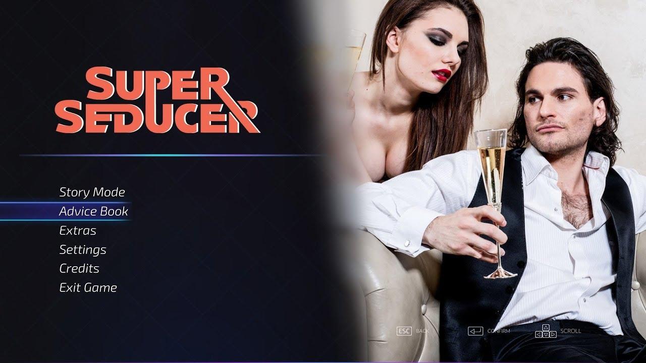 Super Seducer, Pick Up Artist, Video Game, Mason Vera Paine, Millennial, Steam, Playstation 4, Dating Coach, Mystery, Erik Von Markovik, Wingman, Neil Strauss, The Game
