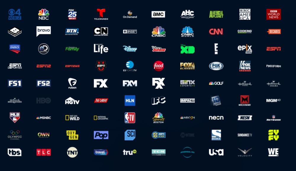 Content, Paid Television, Local Channels, 540 Channels, United States, Ala Carta, Packages, HBO, Showtime, Red Zone, Sports Pack, Content Delivery, Viacom, Original Content, Channels Based Service, Sony, Playstation Vue, Sony, Streaming, MasonVeraPaine, Mason Paine, MasonVeraPaine.com, Unabridged Millennial, Millennial, WGNRadio.com, MVP.Show, Chicago, Illinois, WGN Radio, Lifestyle