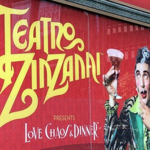 Teatro ZinZanni presents Love, Chaos & Dinner