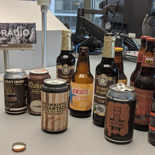 "A variety of beers on the August 2019 edition of ""At the Breweries"" with Brian Noonan"