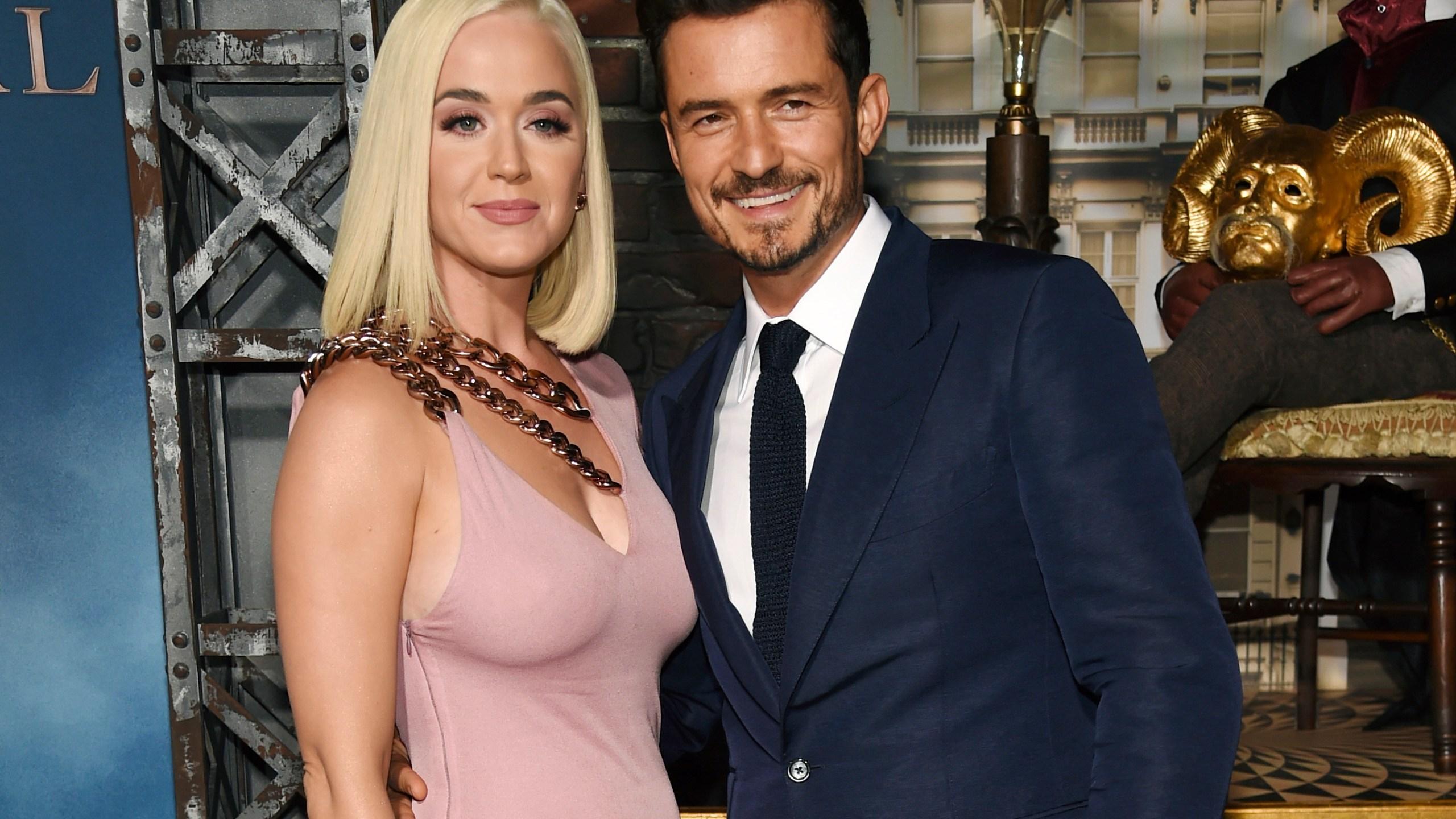 Orlando Bloom, Katy Perry