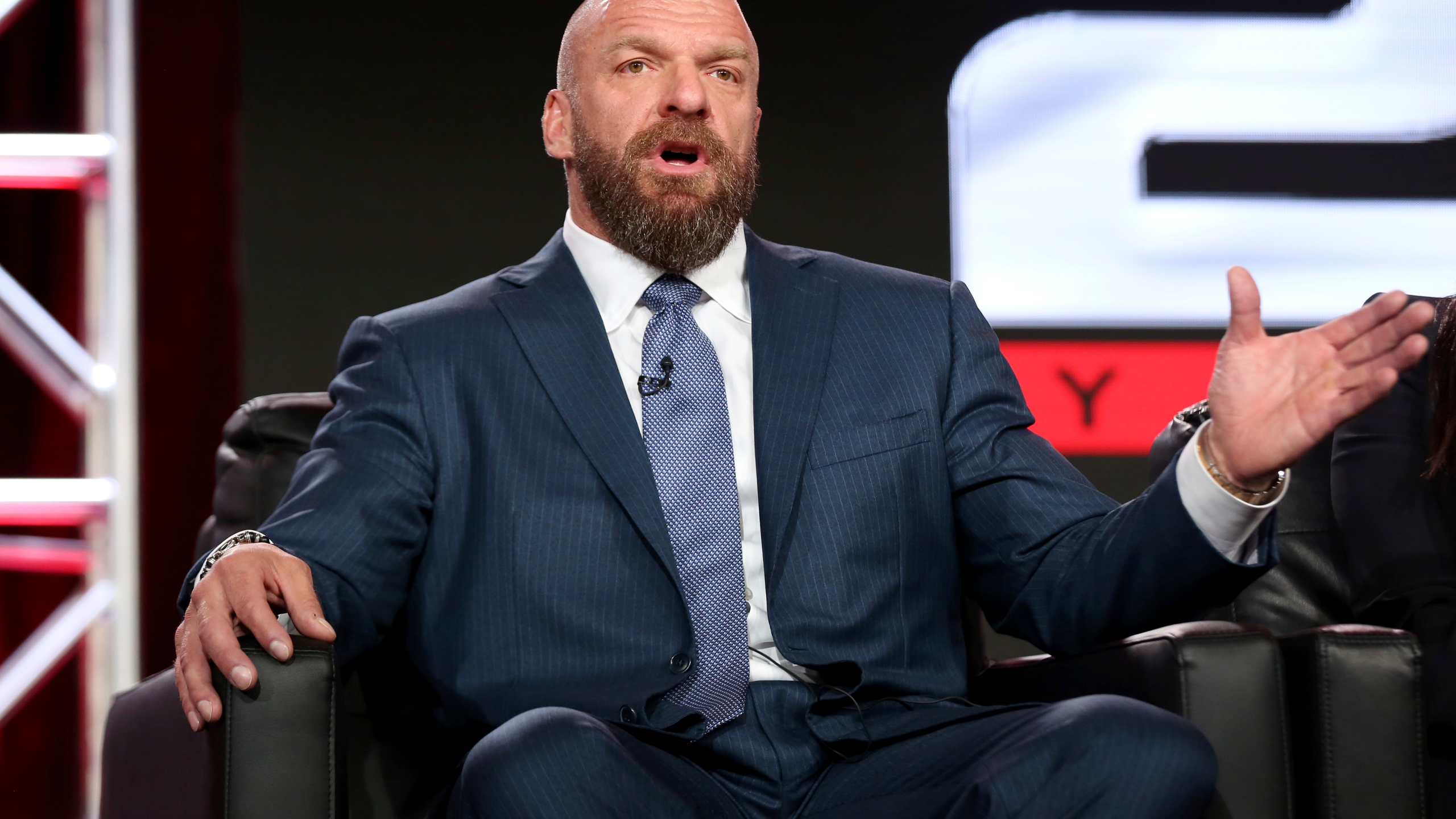 """Paul """"Triple H"""" Levesque"""
