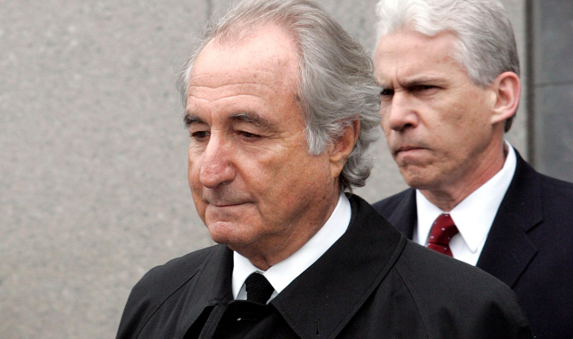 Bernie Madoff, Bernard Madoff