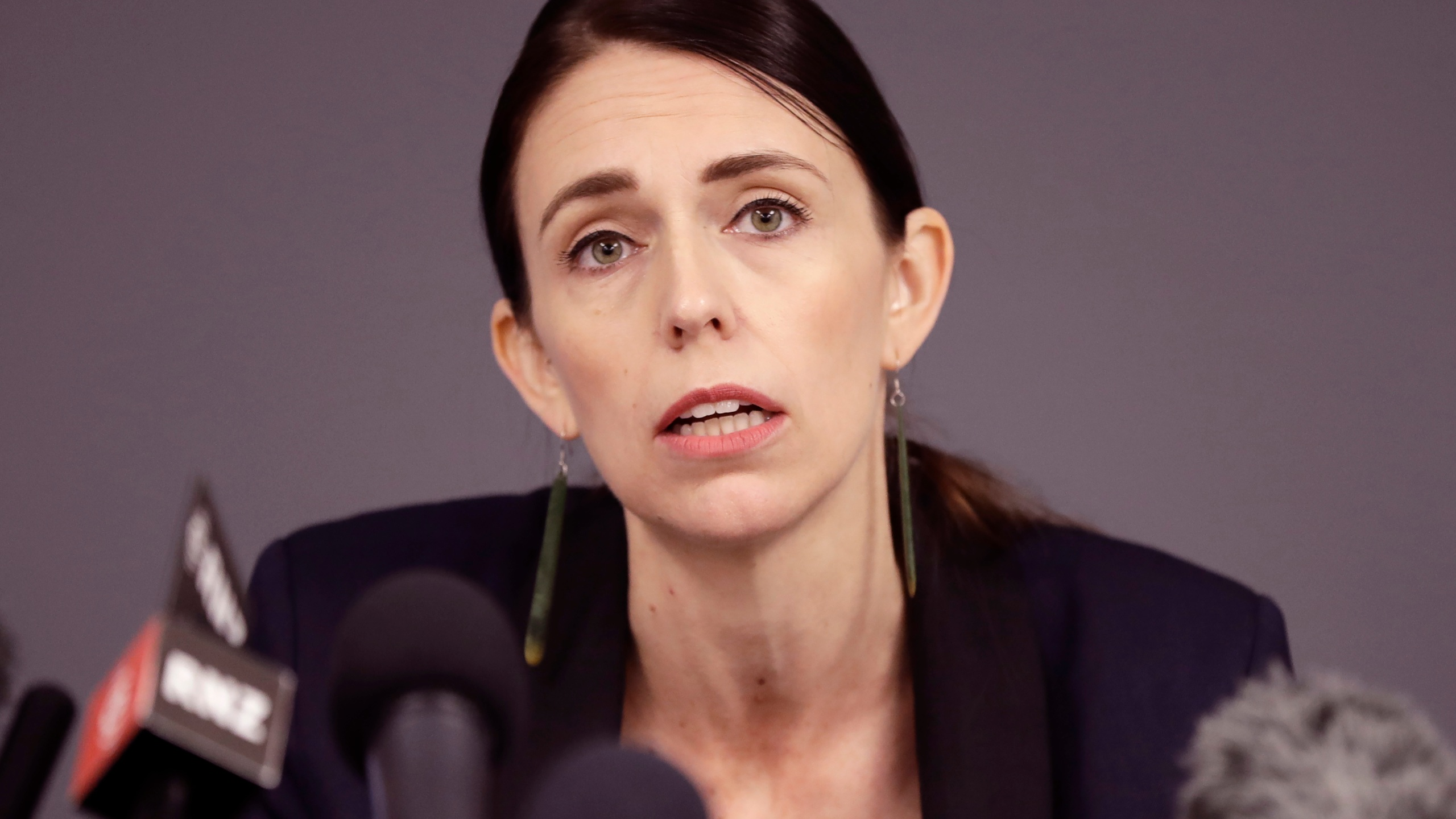 Jacinda Ardern