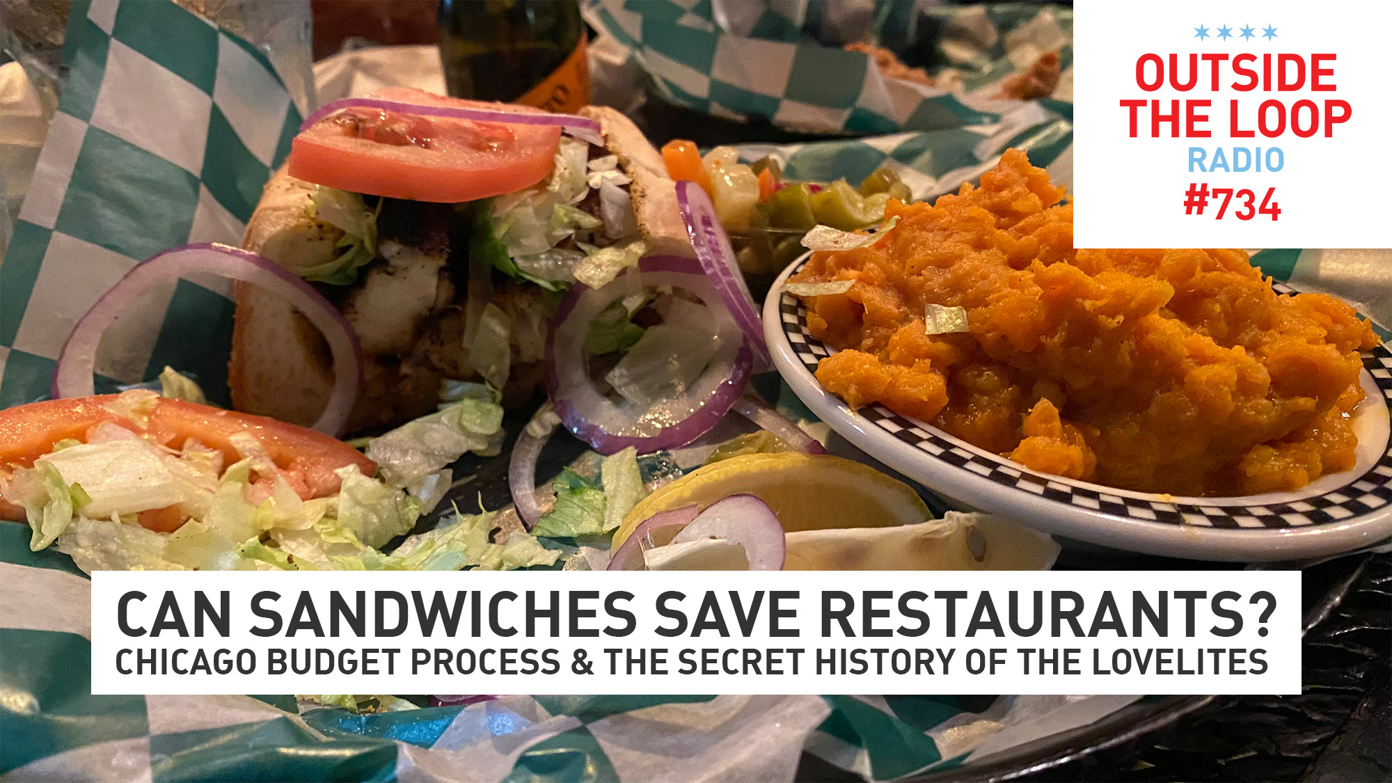 Sandwiches rule.