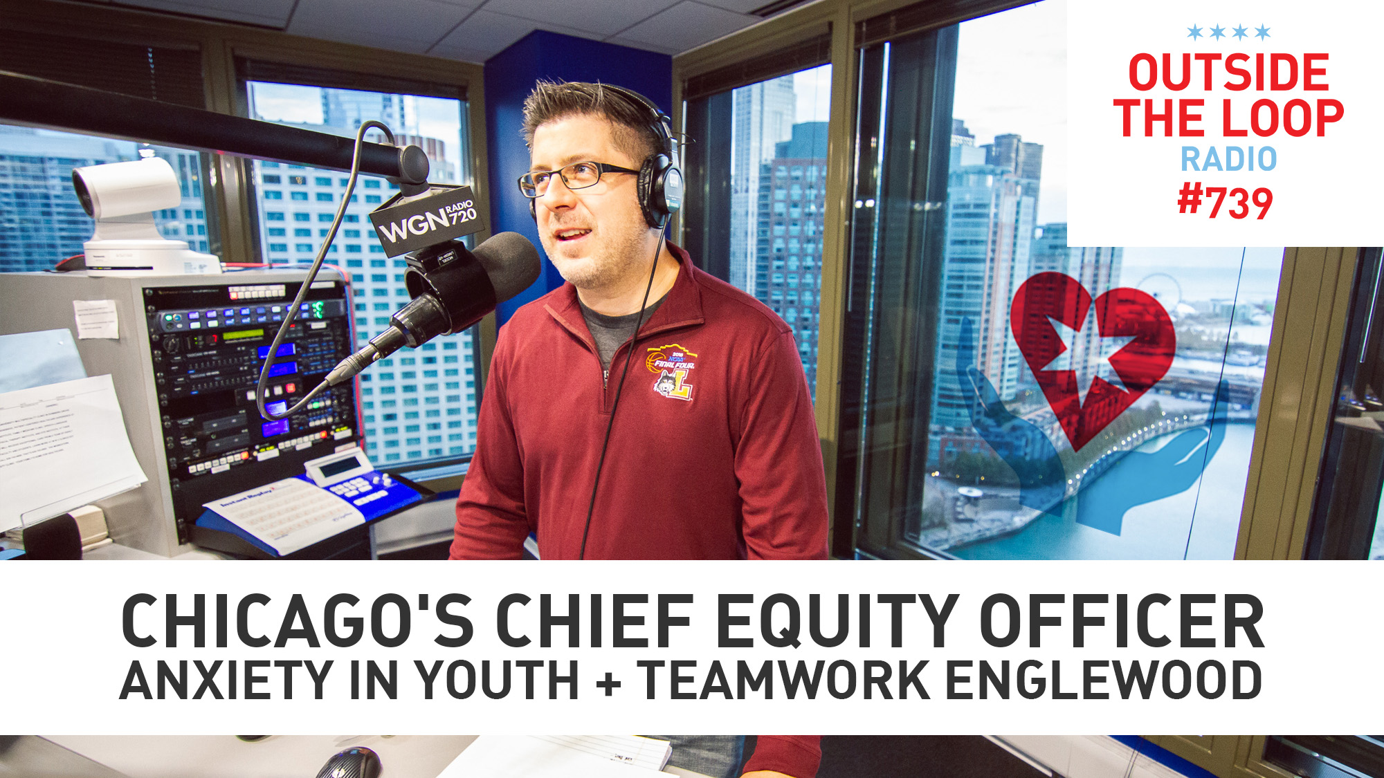 Mike Stephen talks to Chicago's Chief Equity Officer, Candace Moore.