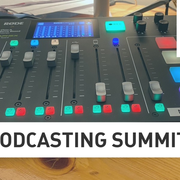 The OTL Podcasting Summit 2021
