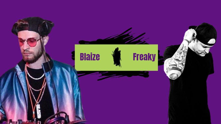 Blaize and Freaky, Music, EDM, Producer, Blaize, Freaky, Bass, Trap, Hip-hop, gridlockrecs, Mason Vera Paine, Millennial, Unabridged Millennial, Team MVP, MVP Show