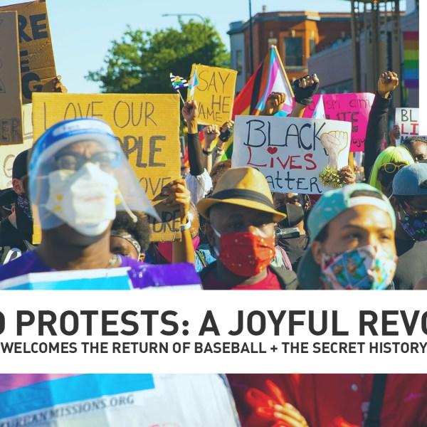 Vashon Jordan Jr. documents local protests.