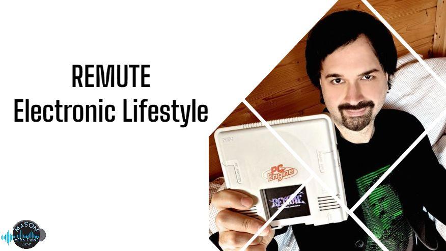 Remute SNES, Remute Sega Genesis, Remute PC Engine, Remute Turbo Graftx, Floppy Disk, Mason Vera Paine, Millennial, Unabridged Millennial, Music, Electronic Dance Music, Super Nintendo, Sega Genesis, Turbo Grafx 16, PC Engine, Remute, Electronic Lifestyle, DJ