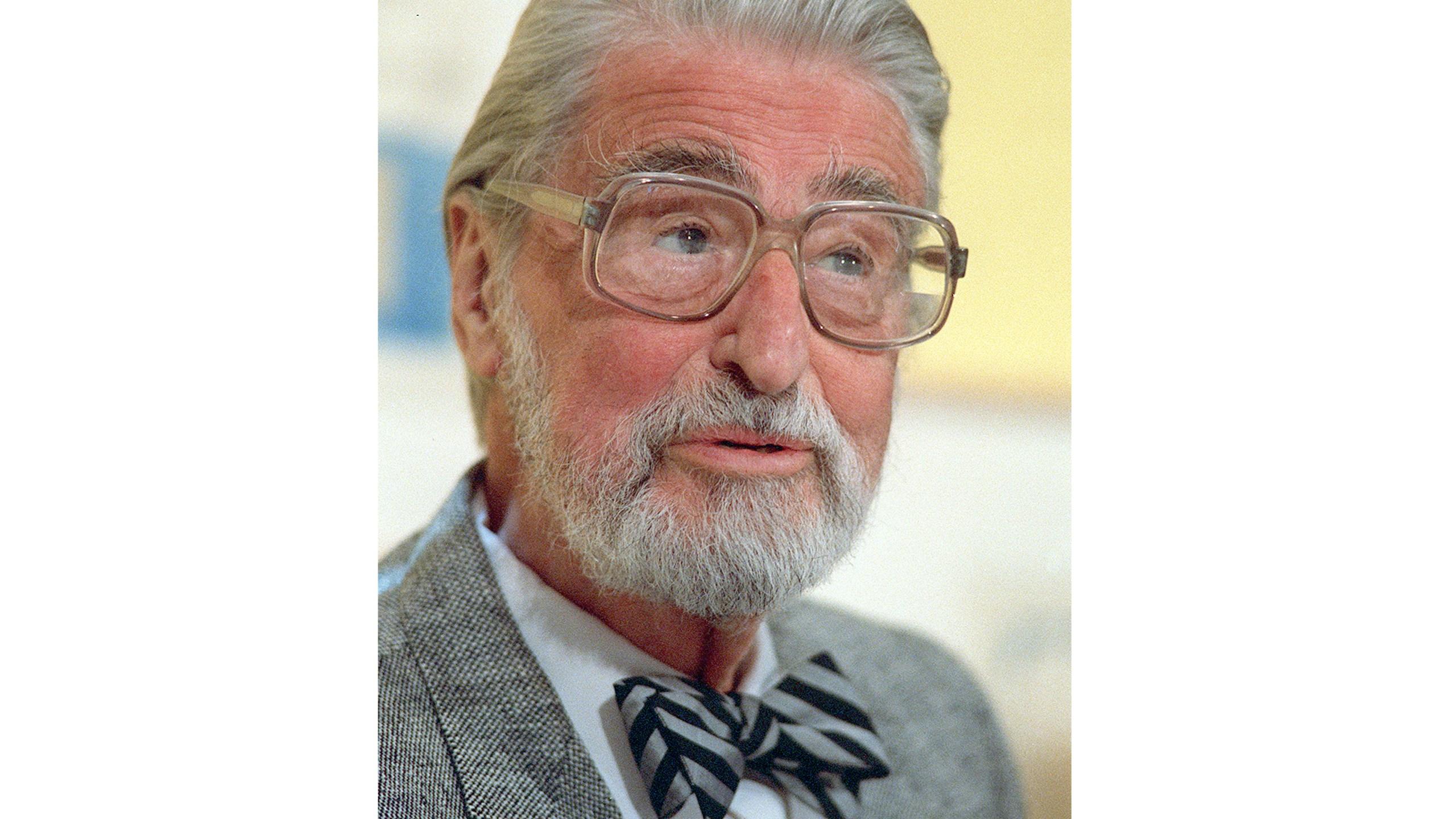 Dr. Seuss, Theodor Geisel
