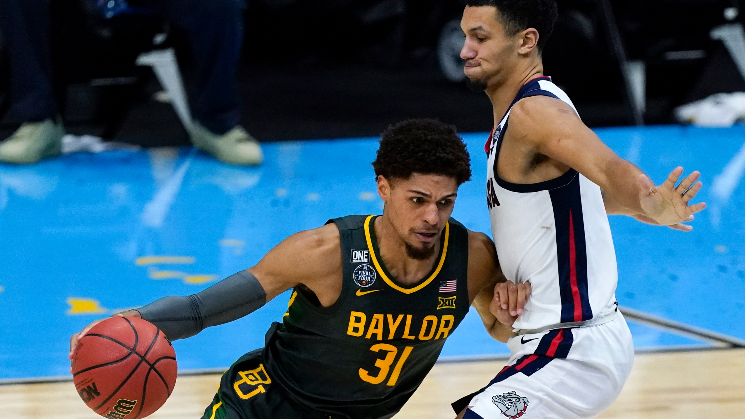 Baylor nearly flawless in title game rout of Gonzaga | WGN Radio 720 - Chicago's Very Own