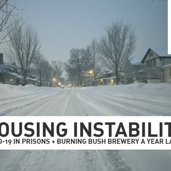 This week we take a look at housing instability in the wake of the pandemic. (Photo Credit: Mike Stephen/WGN Radio)