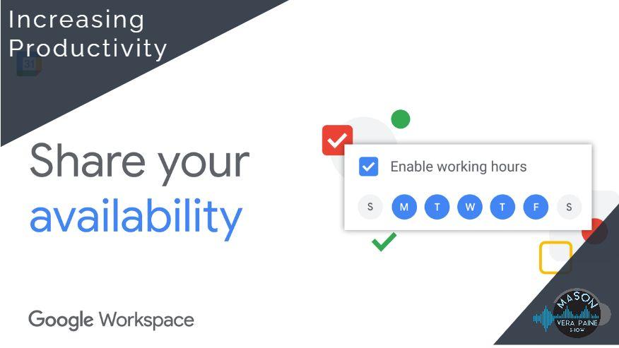 Work From Home, Google Tools, Google Tips and Tricks, Google Productivity Expert, Laura Mae Martin, Mason Vera Paine, Millennial, Team MVP, Productivity, Work Place, Google, Workspace