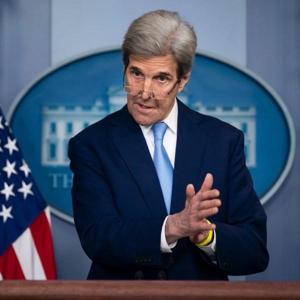 John Kerry, Gina McCarthy
