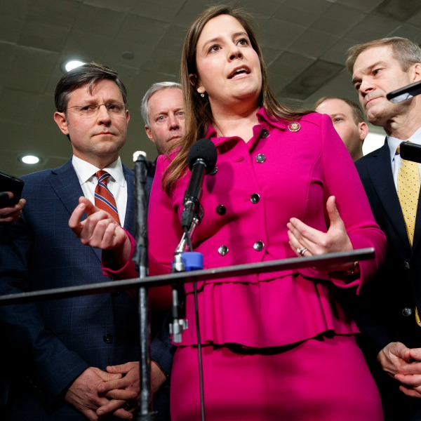 Elise Stefanik, Mike Johnson, Mark Meadows, Lee Zeldin, Jim Jordan